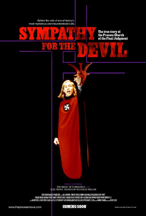'SYMPATHY FOR THE DEVIL': THE TRUE STORY OF THE PROCESS CHURCH OF THE FINAL...